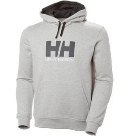 Helly Hansen Logo Midlayer Men grey